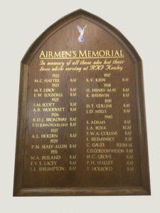 Airmen's Corner
