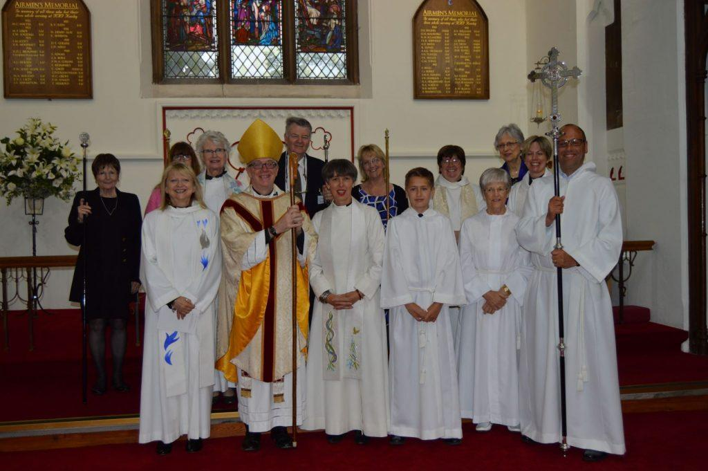 Vicar Licensing 2019 Group